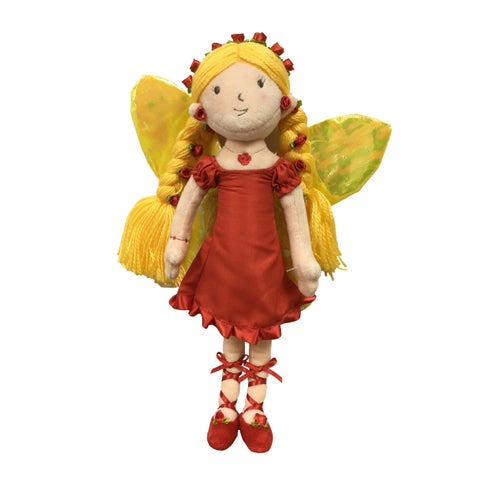 Rainbow Magic 12-Inch Fairy Plush Doll - 12""