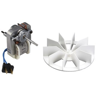 Broan BP 27 50 CFM Bathroom Fan Motor & Blower Wheel