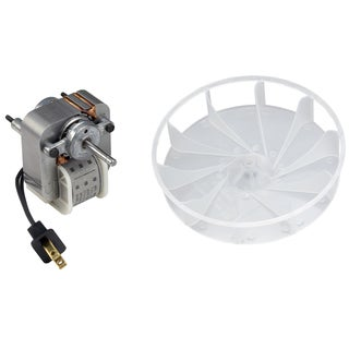 Broan BP 28 70 CFM Bathroom Fan Motor & Blower Wheel