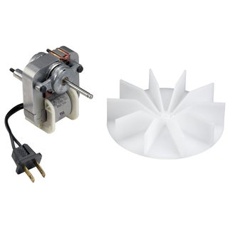 Broan BP 50 50 CFM Bathroom Fan Motor & Blower Wheel