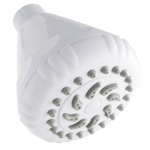 LDR 520-1150WT Nature Mist One Function Shower Head