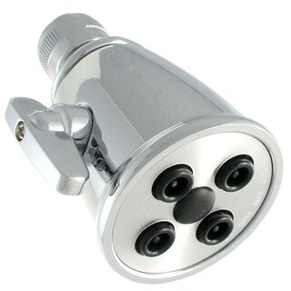 LDR 520-1400CP Nature Mist Two Function Variable Spray Shower Head