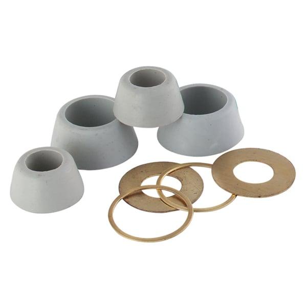 Shop Plumb Craft Waxman 7520600n Assorted Cone Washers