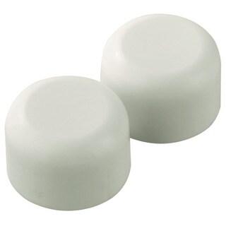 Plumb Craft Waxman 7641450T Toilet Bolt Caps