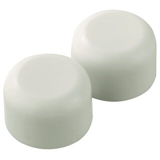 Plumb Craft Waxman 7641450T Toilet Bolt Caps