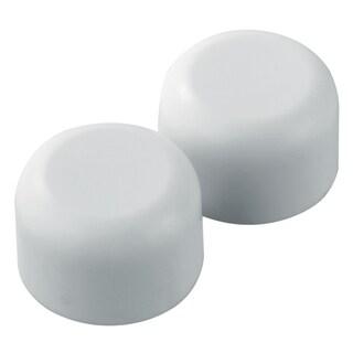 Plumb Craft Waxman 7641550T Toilet Bolt Caps