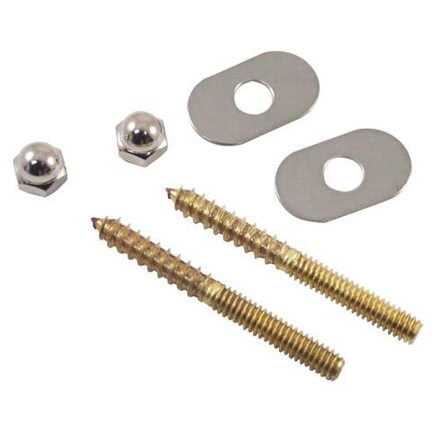 Plumb Craft Waxman 7642250 Toilet Flange Screws