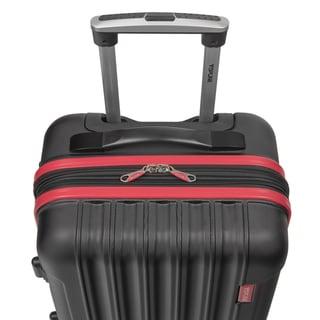 Topline 3-piece Expandable Hardside Spinner Luggage Set