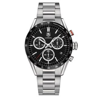 Tag Heuer Men's 'Carrera Panamericana Special Edition' Chronograph Stainless Steel Watch