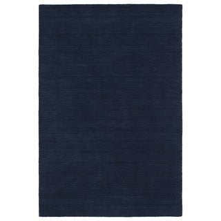 Gabbeh Navy Hand Made Rug - 8' x 11'