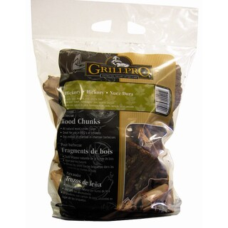 GrillPro 00221 5 Lb Hickory Flavor Wood Chunks