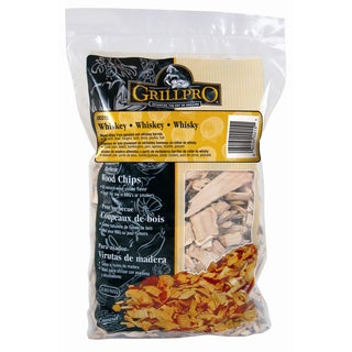 GrillPro 00215 2 Lb Whiskey Wood Chips