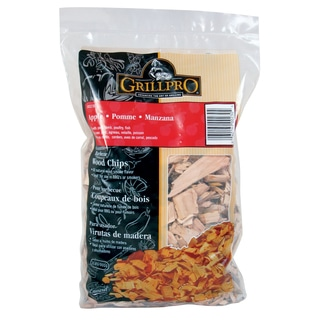 GrillPro 00230 2 Lb Apple Barbecue Wood Chips