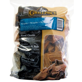GrillPro 00201 5 Lb Mesquite Flavor Wood Chunks