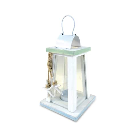 Nautical Decor Ocean Breeze Lantern