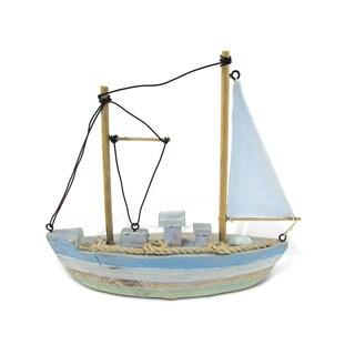 Puzzled Nautical Decor Plastic Ocean Breeze Morgan Boat