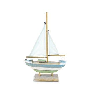 Puzzled Ocean Breeze Plastic Avalon Sailboat