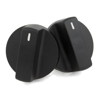 GrillPro 25940 Universal BBQ Control Knobs 2-count