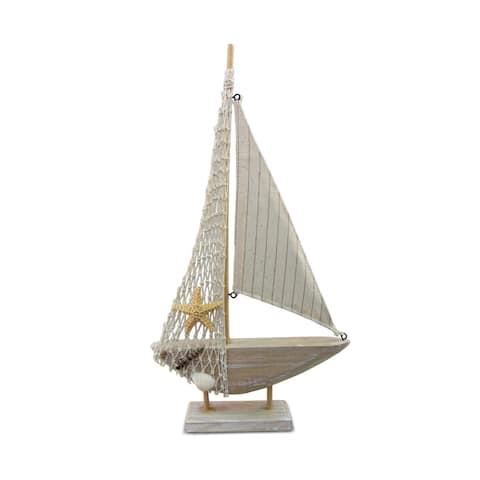 Nautical Decor - Classic Boat