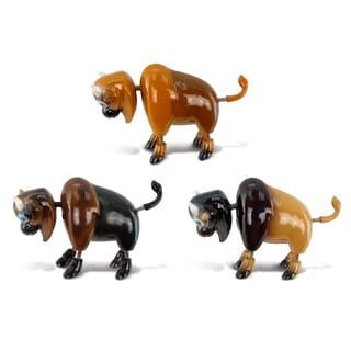 Puzzled Inc. Buffalo Bobble Magnet