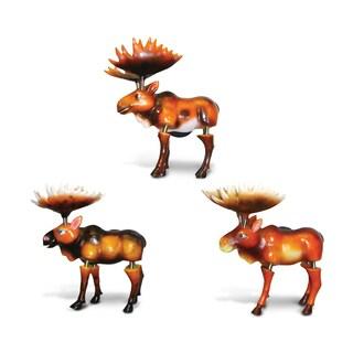 Puzzled Inc. Wild Moose Bobble Magnet