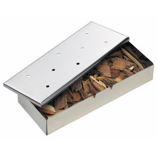 GrillPro 00185 Stainless Steel Smoker Box
