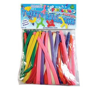 100 Twisty Multiple Colors Balloons Refill Pack|https://ak1.ostkcdn.com/images/products/12440293/P19255576.jpg?impolicy=medium