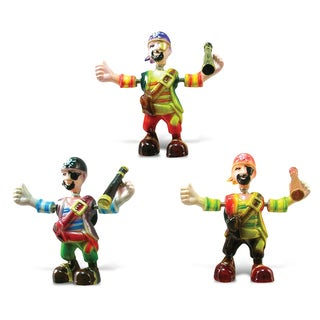 Puzzled Inc. Pirate Bobble Magnet