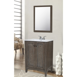 Elegant Lighting Single Bathroom Vanity Set