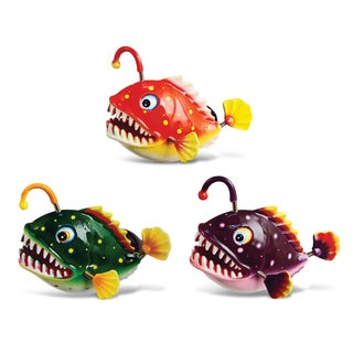 Puzzled Inc. Angler Fish Bobble Magnet