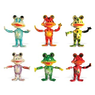 Puzzled Inc. Standing Frog Bobble Magnet