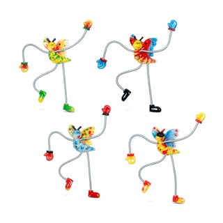 Puzzled Inc. Butterfly Springy Magnet