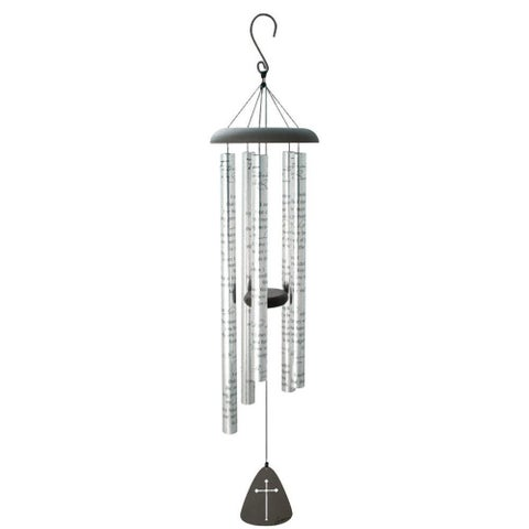 Carson Home Accents 'Footprints in the Sand' Sonnet 44-inch Wind Chimes