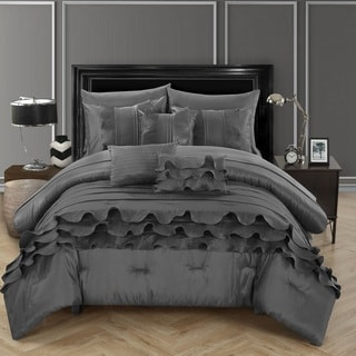 Chic Home 10-Piece Samson BIB Comforter Set
