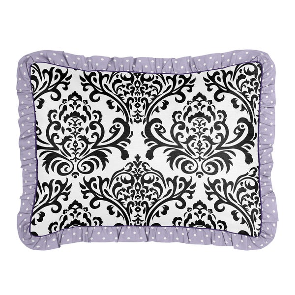 Standard Pillow Sham for the Sloane Collection by Sweet Jojo Designs