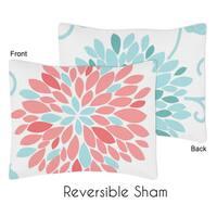 Emma Collection Standard Pillow Sham by Sweet Jojo Designs