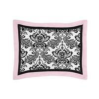 Sophia Collection Standard Pillow Sham by Sweet Jojo Designs