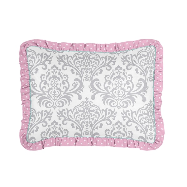Skylar Collection Standard Pillow Sham by Sweet Jojo Designs