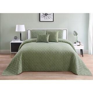 VCNY Marley 5-piece Bedspread Set