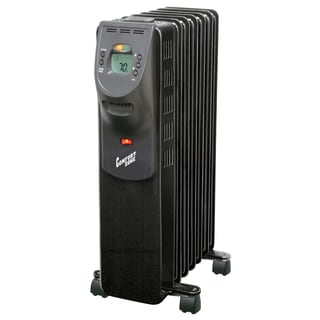 Comfort Zone CZ9009 Electric Oil Filled Programmable Radiator Heater