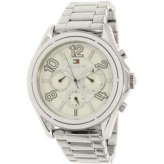 Tommy Hilfiger Women's Ali 1781650 Silver Stainless Steel Quartz Watch