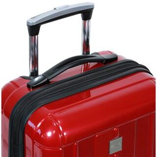 Contour 3-piece Hardside Spinner TSA Combination Lock Luggage Set
