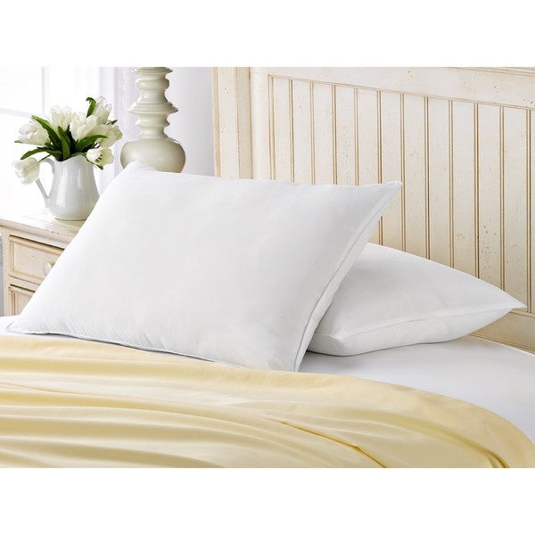 Exquisite Hotel Signature Memory Fiber Filled Pillow (Set of 2)