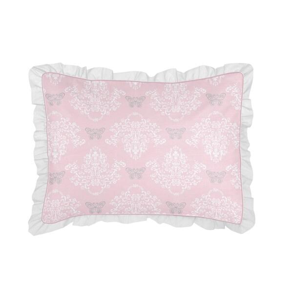 Alexa Collection Standard Pillow Sham by Sweet Jojo Designs