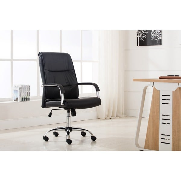 Porthos Home Eliza Office Chair - Free Shipping Today - Overstock.com