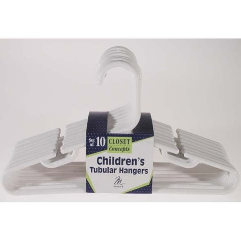 Merrick C8810A-CR12 Children's Tubular Hanger