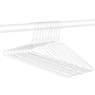 Whitmor 6022-5572-10 Everyday Hangers 10-ct