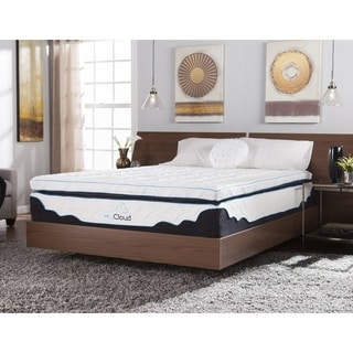 myCloud Nimbus 14-inch Twin XL-size Gel Memory Foam Mattress