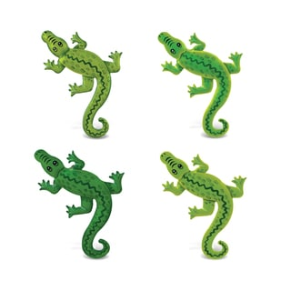 Alligator Bobble Metal Magnet (Set of 4)