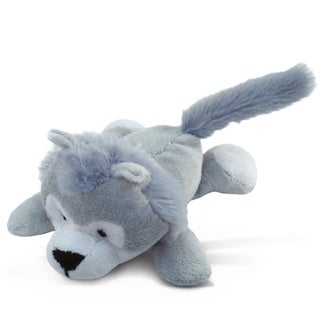 Wolf Plush Magnet